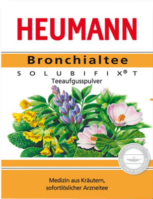 HEUMANN Bronchialtee Solubifix T 30 g
