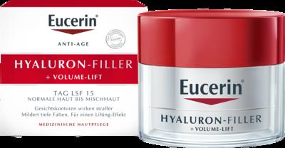 EUCERIN Anti-Age VOLUME-FILLER Tag norm./Mischhaut 50 ml