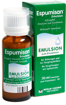 ESPUMISAN Emulsion 30 ml