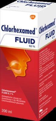 CHLORHEXAMED Fluid 200 ml