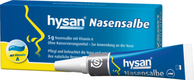 HYSAN Nasensalbe 5 g