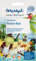 TETESEPT Kinder Badespaß Badeperlen Piraten Bad