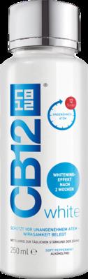 CB12 white Mund Sp�ll�sung 250 ml