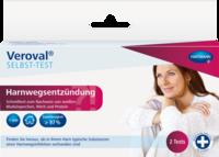 VEROVAL Harnwegsentzündung Selbsttest 2 St Test