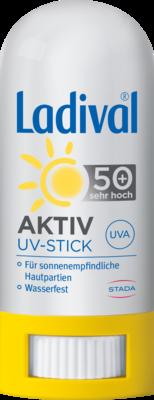 LADIVAL Aktiv UV-Schutzstift LSF 50+ 8 g